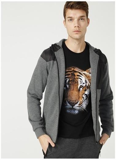National Geographic Sweatshirt Antrasit